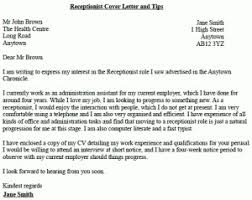 cover letter for hotel front office position professional