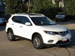 nissan rogue pre owned certified pre owned 2015 nissan rogue for sale near ames ia in des