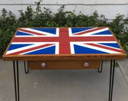 Union Jack Pallet Table The by Union Jack Furniture Etsy