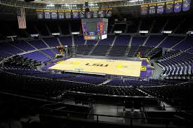 United Center Seating Map Lsu Men U0027s Basketball Seating Chart Pmac Lsusports Net The