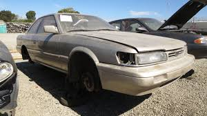 car junkyard portland junkyard find 1991 infiniti m30 the truth about cars