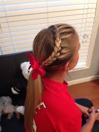 Cute Sporty Hairstyles Best 25 Softball Hair Ideas Only On Pinterest Soccer Hairstyles
