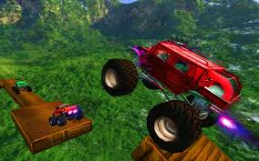 monster truck farm show monster truck impossible track android apps on google play