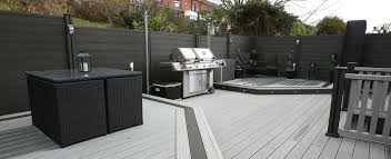 deck stunning plastic decking composite decking reviews azek