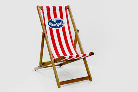 Deck Chair Template Branded Southsea Deckchairs