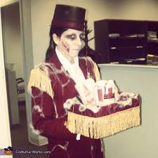 1940s Halloween Costume 1940s Zombie Movie Theater Usher Costume Zombie Movies