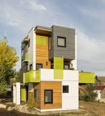 modern box house butcherknife residence workshopl small house bliss