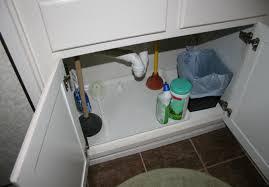 Water Under Bathroom Floor Laurel U0027s Adventures In Home Repair Leak In Main Bathroom Sink
