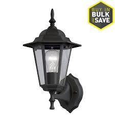 Solar Outdoor Lantern Lights - lighting outdoor garden lights lowes solar outdoor wall lights