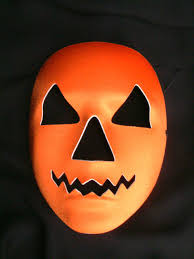 pumpkin mask orange pumpkin mask italian quality