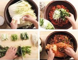 cuisine cor馥nne recette kimchi le foyer de bactéries bienfaisantes la table de diogène