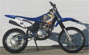 used 2013 yamaha tt r 125 dirt bike for sale in tilbury ontario