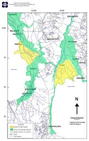 Philippine Map Liquefaction Susceptibility Map