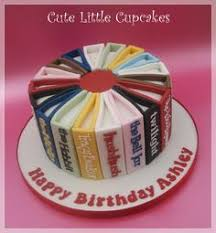 birthday book cake created by takes the cake https cakesdecor