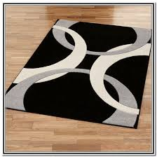 White And Black Area Rug 34 Best Black Area Rugs Images On Pinterest Area Rugs Rugs And