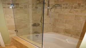 bathroom shower door ideas kohler bathtub glass shower doors