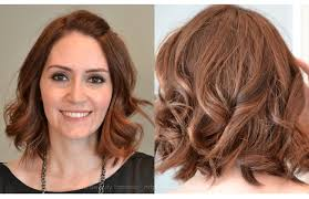 haircut bob wavy hair wavy long bob how medium hair styles ideas 42825