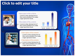 cardiovascular system diseases powerpoint templates ppt backgrounds