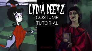 lydia deetz costume lydia deetz costume tutorial jedimanda