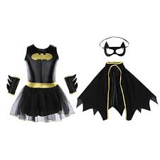 Kids Batman Halloween Costume Shop Girls Batman Halloween Costumes Fancy Tutu Dress