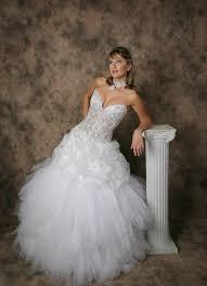 applique strapless sweetheart wedding dress