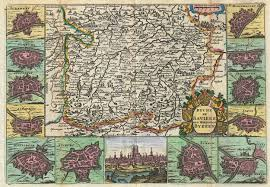 Map Of Bavaria Germany by File 1747 La Feuille Map Of Bavaria Germany Geographicus