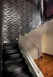 Awesome Decorating Staircase Walls Amazing Interior