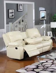 Beige Reclining Sofa Reclining Leather Sectional Sofas Master Beige Leather Reclining