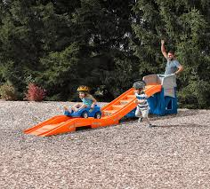 step2 wheels table amazon com step2 wheels extreme thrill coaster ride on toys