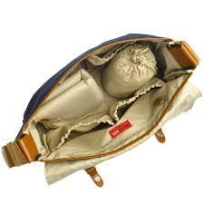 storksak ashley blue nursery bag baby plus b v