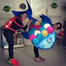 Finding Nemo Halloween Costumes 25 Fish Costume Ideas Fish Makeup Siren