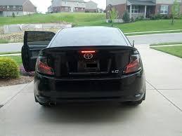 spec d tail lights specd tuning k2 smoked led tail light scionlife com