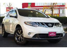 nissan suv 2012 2012 nissan murano 250xv mode bianco used car for sale at