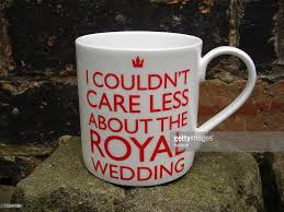 anti royal wedding mugs photos and images getty images