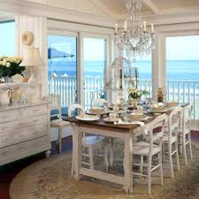 Coastal Living Dining Rooms My Romantic Home Beach House Dreaming