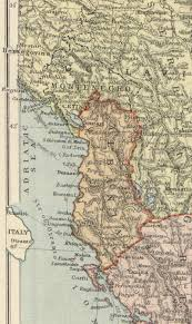 Map Of Albania File Albania Map The People U0027s Atlas 1920 Jpg Wikimedia Commons