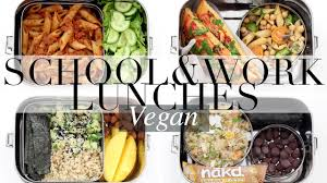 vegan school work lunch ideas 2 jessbeautician