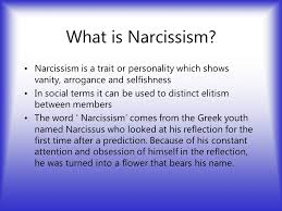 The Word Vanity Psychology Narcissism And Facebook Ppt Download