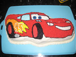 lightning mcqueen cake the weekly sweet experiment lightning mcqueen cake