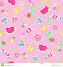repeat halloween background candy seamless repeat pattern vector royalty free stock image