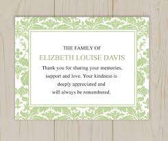 thank you for funeral flowers what to say on thank you cards for funeral flowers infocard co