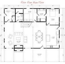 Ponderosa Floor Plan Ponderosa Country Barn Main Floor Plan Sims House Ideas