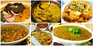 cuisine characteristics items of punjabi