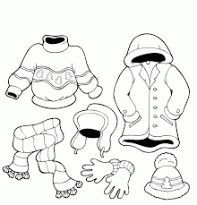 winter hat coloring pages winter sport coloring pages printable coloring home