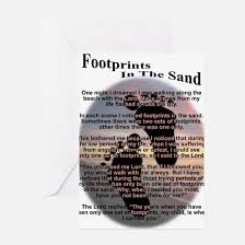 footprints in the sand gifts footprints in the sand gifts merchandise footprints in the sand