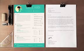Resume Template Design Free Free Flat Style Resume Template Psd Vector Titanui