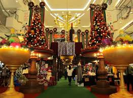 2013 top christmas mall decorations in malaysia capturing the