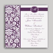 damask wedding invitations vintage and modern damask wedding invitations and accessories