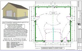 House Specs 100 Icf Plans Apartments Fascinating Pole Building Garage