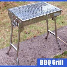 Flat Packed Portable Fire Pit From Boutique Camping Uk - charcoal bbqs ebay